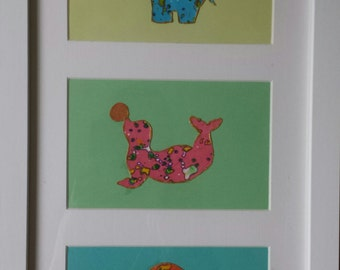 Baby Art - Animals