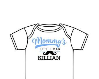 Mommy's Little Man Onesie