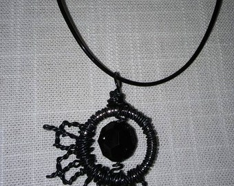 Handmade Arch Enemy Logo Necklace Alissa White-Gluz Free Shipping