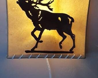 Elk Sconce