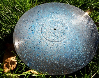 Painted Vinyl - Blue