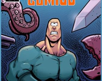 Seaclops Comics #1 Mini Comic