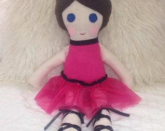 Sweet Ballerina Doll