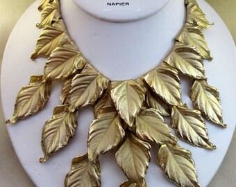 Stunning Napier Necklace - Book Piece