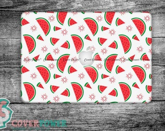WATERMELON MacBook Decal Macbook Air Sticker Macbook Pro Skin Macbook  Macbook Cover Laptop Stickers Laptop Skins Laptop Decals MB73