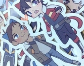 Voltron Sticker Pack