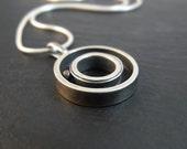 Round and Round Pendant