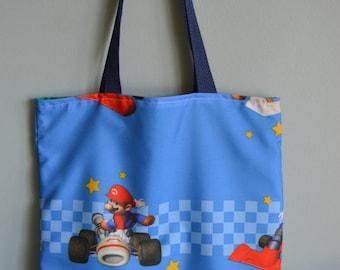 Mario Kart Tote