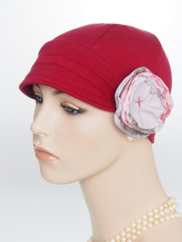 womens cancer hat alopecia hat chemo headwear