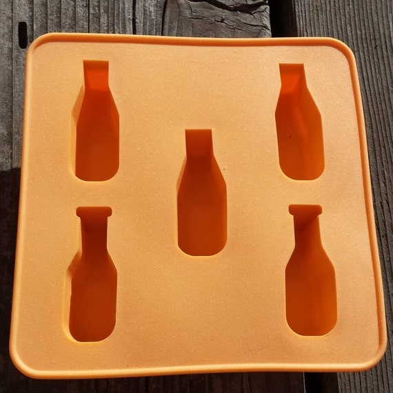 silicone bottle mold