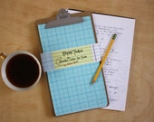 "Graph ""Paper"" Towel - Decorative Cotton Tea Towel // Math // Science // Graphing // Teacher // Middle School // High School // Loose Leaf"