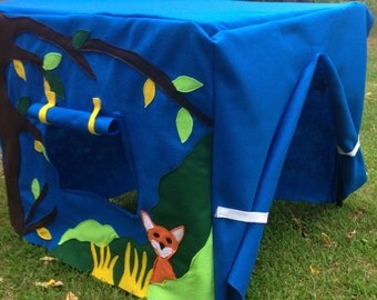 Play Tent Camping Playhouse