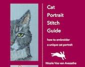 Cat Portrait Stitch Guide PDF