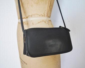 Black Coach Bag / rare Purse / New York