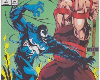 Issue 3 Venom Comic Book