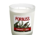 SALE 6oz Christmas Tree Soy Candle