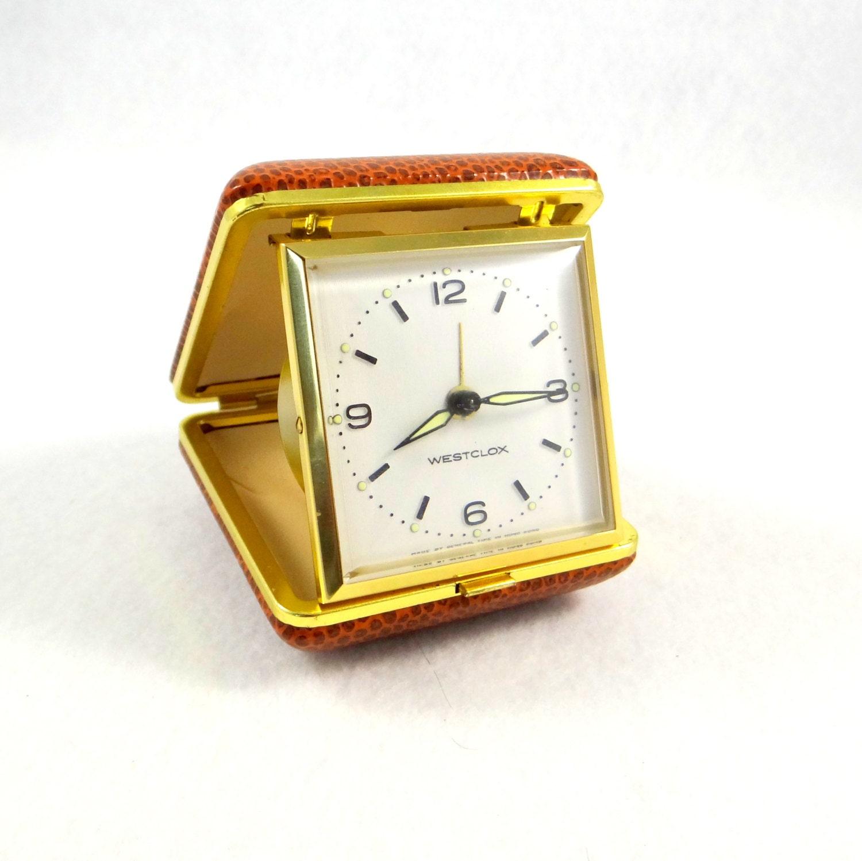 Vintage Westclox Alarm Clock 64