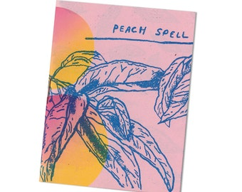 Peach Spell Book... Third Edition