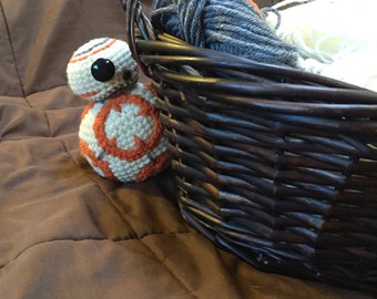BB8 Star Wars Inspired Droid Crochet Pattern PDF
