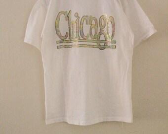 90's Golden Chicago Tee
