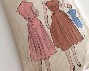Vintage Butterick Dress Pattern 1950's - 5960