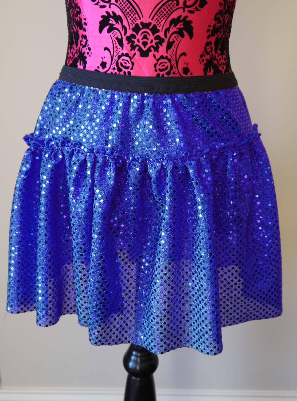 running skirt sparkle blue running skirt blue running skirt