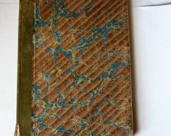 2 Antique Railroad Receipt Log Books. Hudson Bay Railway Shipping Supplies Receipt Log. 1930s. Diary, Plays, Train Ephemera, Old Handwriting