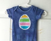 Easter Baby Bodysuit (3 months), Easter Egg Bodysuit, Easter Baby Shirt, Easter Baby Boy, Easter Baby Girl, Baby's First Easter