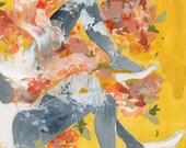 Shatter .  giclee art print