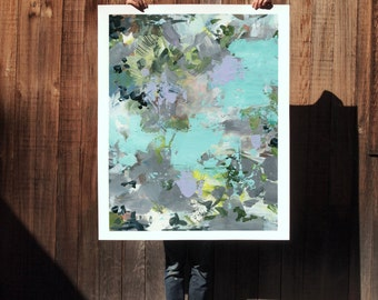 Trade Winds .  extra large wall art. giclee  print