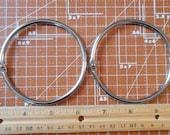 3 inch Steel Loose Leaf Book Binder Rings  Set of 5