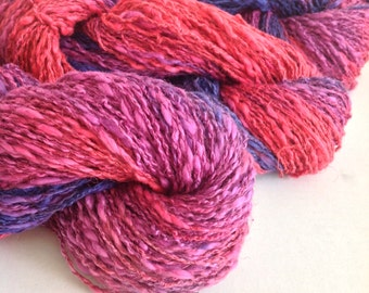 BERRY Cotton Linen Yarn 100gr/3.5oz.
