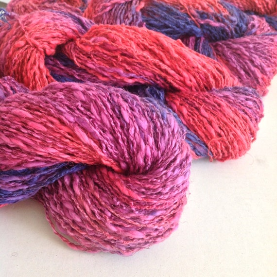BERRY Cotton Linen Yarn 100gr/3.5oz.