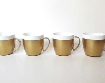 Insulated Thermal Mugs (Set of 4)