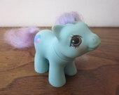 G1 My Little Pony Newborn Twin - Puddles