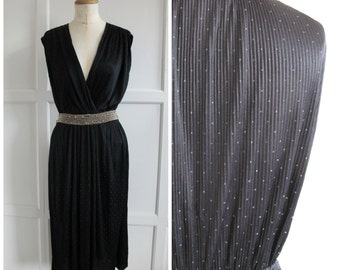 Vintage Radley pleated dress