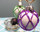 Team Spirit Ornaments Packers Vikings or Your Team!