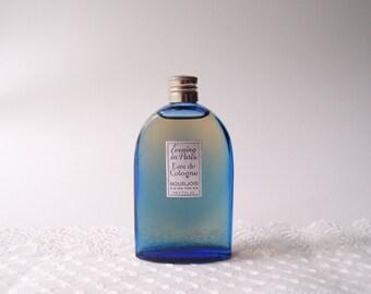 1940s Evening in Paris eau de cologne perfume splash 1 oz bottle ... full and sealed