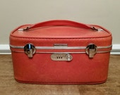 Persimmon Train Case