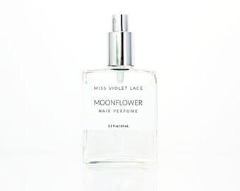 Moonflower Hair Perfume | Strawberry + Lavender | 100% natural and vegan