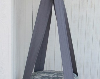 Cat Bed NY/CO Ripstop Military Grey Camouflage Hanging Cat Bed, Single Kitty Cloud, Pet Furniture, Cat Gift