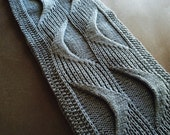 PDF Hand Knitting Pattern Underlying Structures Long Cowl