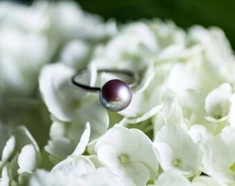 FRESHADAMA Pearl Ring