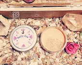 Healthy Glow Mineral Veil / Sheer Face Powder, Nude Mineral Powder, Finishing Powder, Translucent Glow / Fresh Natural Beauty Mineral Makeup