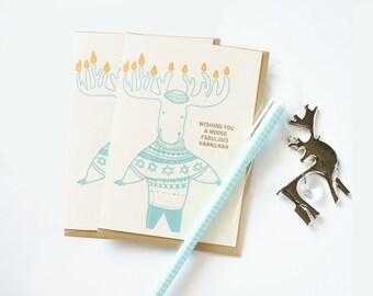 Hanukkah Assorted Cheeky Card Set of 6