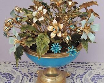 JANE HUTCHESON Flower Arrangement / Jane Hutcheson Floral Arrangement for Gorham / Fleurs des Siècles /Jane Hutcheson / Floral Arrangement