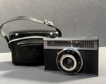 Agfa Isomat-Rapid Camera 1960s