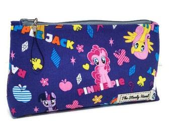 Small Purple My Little Pony Zipper Storage Pouch S158