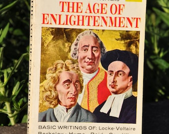 The Age of Enlightenment, 18th Century Philosophers by Isaiah Berlin 1962