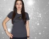 Pluto ...be a rebel  T-Shirt - Grey